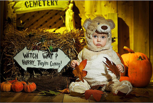 Inventive Baby Halloween Costumes