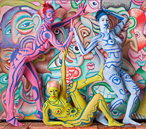 So Amazing Body Paint Art