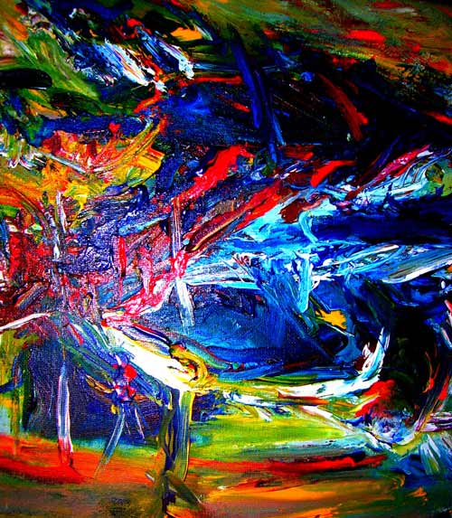 Nice Abstract Art Painting