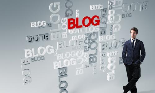 Try blogging