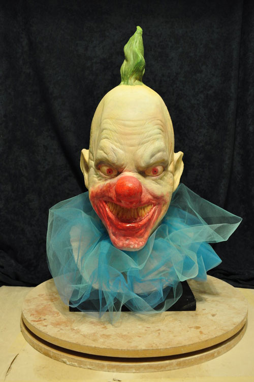 Simply Scary Halloween Mask