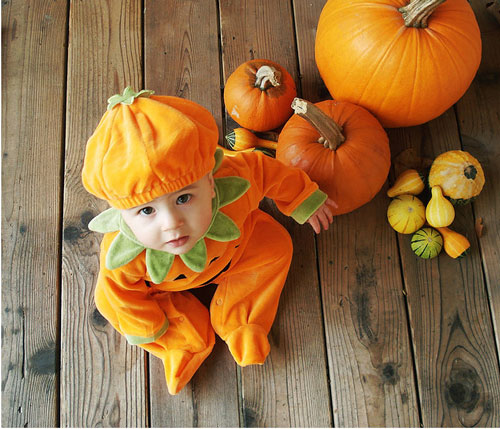 Very Friendly Baby Halloween Costumes