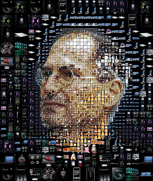 Indeed Appealing Steve Jobs Illustration