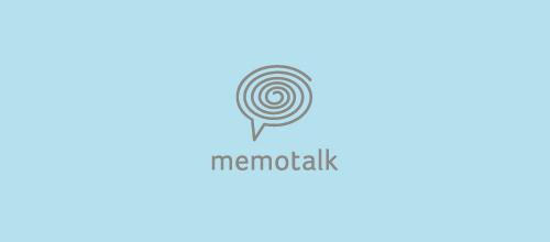 Memotalk logo