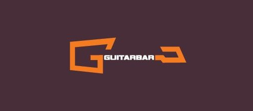 Guitar Bar logo