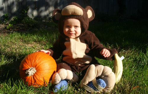 Very Fashionble Baby Halloween Costumes