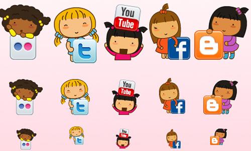 Engage in social media marketing