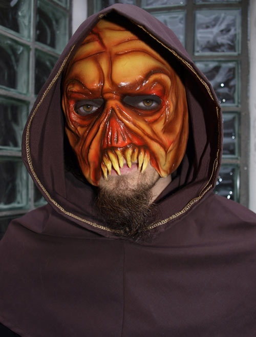 Absolutely Scary Halloween Mask