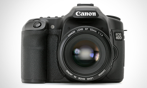 Really Nice Canon DSLR Camera for Semi-Pros