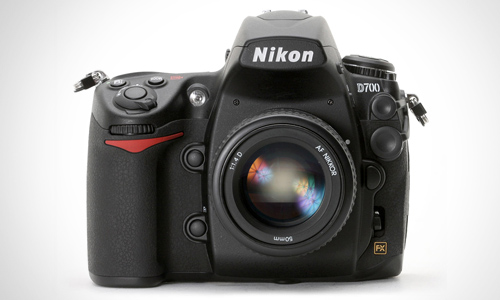 DSLR for Intermediate from Nikon