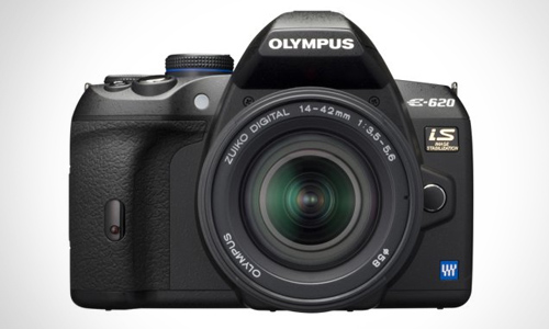 Competitive Olympus DSLR for Semi-Pros