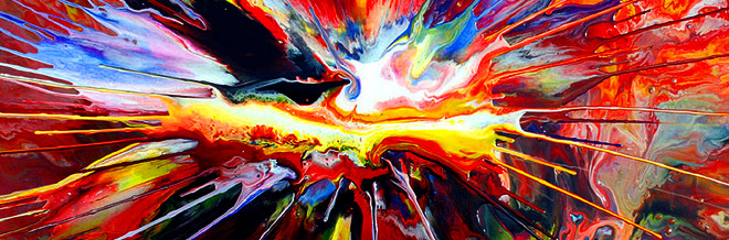 30 Expressive Abstract Art Painting Collection