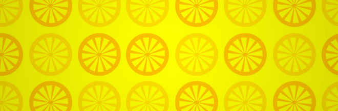 A Collection of Useful Free Yellow Patterns