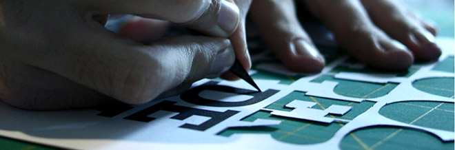 Various Ways to Create Remarkable Stencil Designs