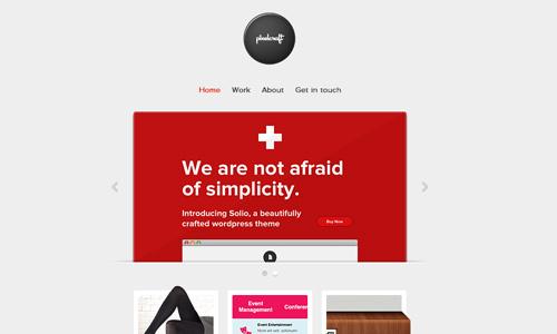 10 Minimal Website Design And Ideas Naldz Graphics. Best ...