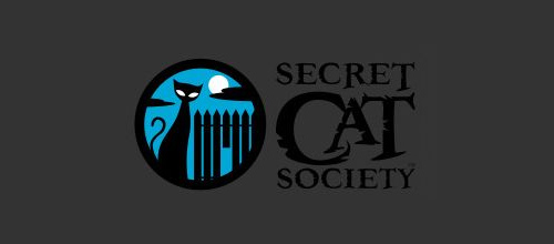 Secret Cat Society Logo