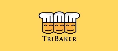 TriBaker logo