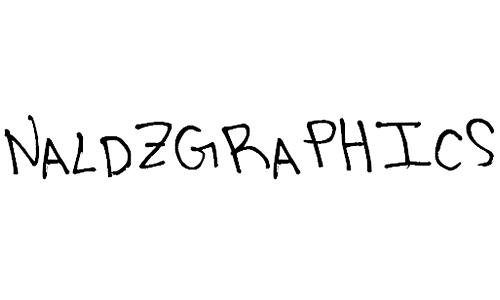 Milo's Grade Five font