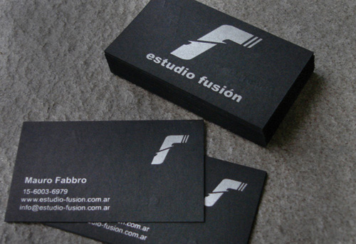 Fusion Business Card