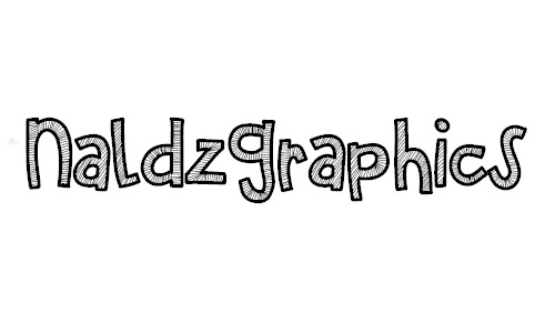 shaded free kiddy fonts
