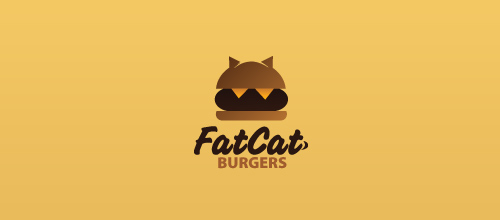 Fat Cat Burgers logo
