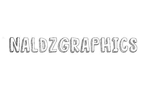 shadow free kiddy fonts