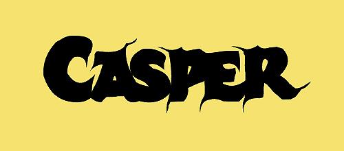 Casper 1.0 font