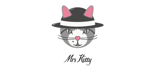 Mrs Kitty logo