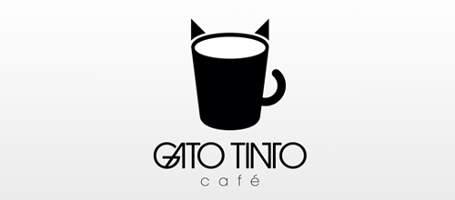 Gato Tinto - Cafe logo