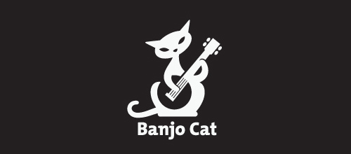 Banjo Cat logo