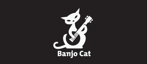 Banjo Cat logo
