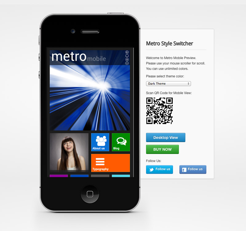 mobile premium wordpress