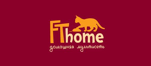 FT home logo