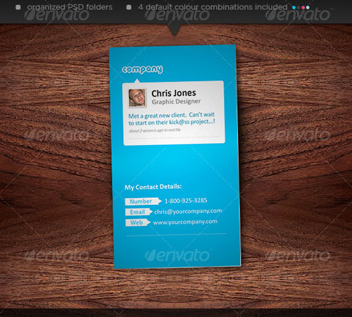 50 cool premium business card templates naldz graphics keyword wajeb