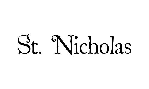 St. Nicholas Font