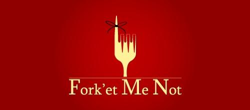 Fork'et Me Not logo