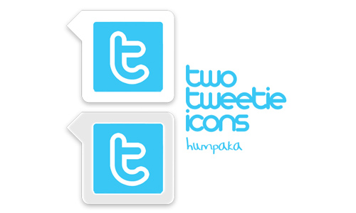 two tweetie icons