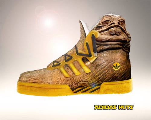 Adidas Huts
