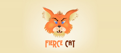 Fierce Cat logo