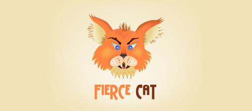 Fierce Cat logo