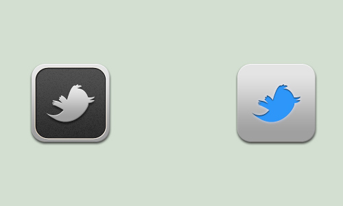 Icons Twitter