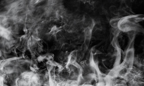 So fascinating smoke texture