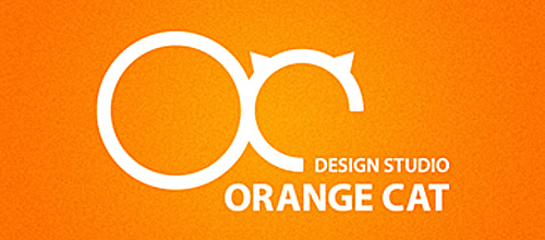 Orange Cat logo