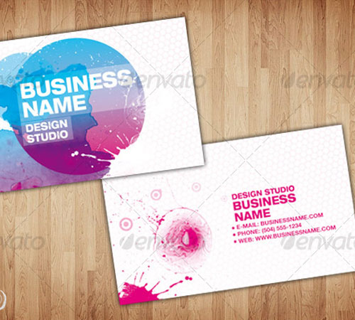 Design Studio Card