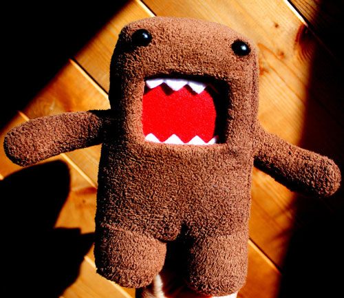 Horrible Stuffed Toy