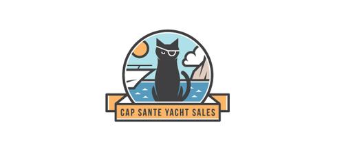 Cap Sante Yacht Sales logo