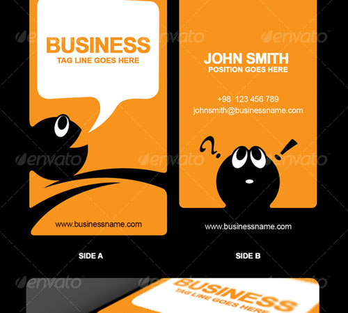 Smart Ball Business Card