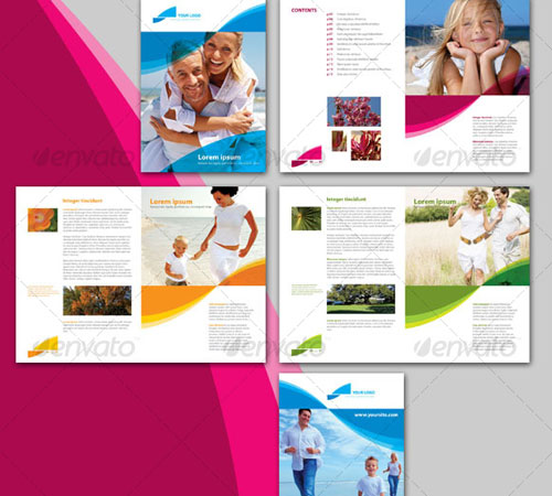 45 Revisable Premium Brochure Template Designs | Naldz Graphics