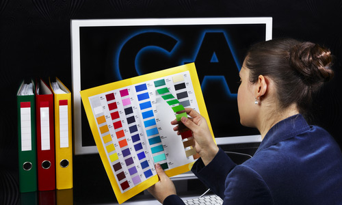 Know the impact of colors to consumers