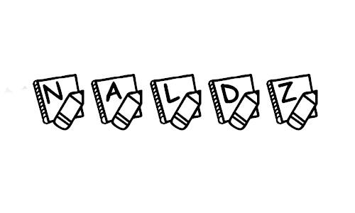 school kiddy fonts free